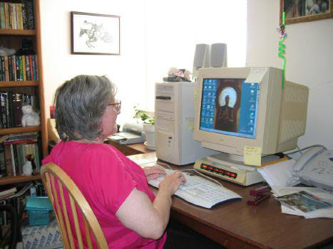 Karen editing