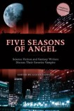 Five Seasons of Angel - Thumbnail book cover (link to larger cover)