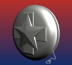 Silver Yoyo