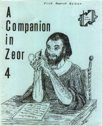 Companion in Zeor