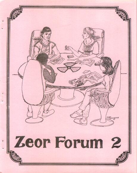 Zeor Forum
