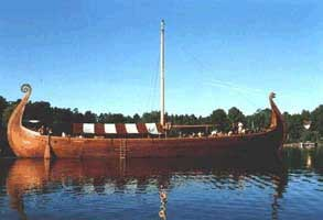 svea viking ship